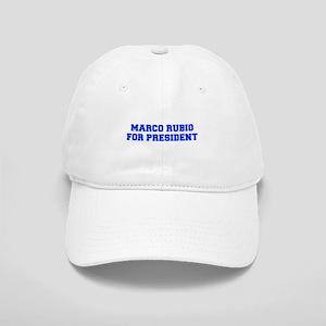 Marco Rubio for President-Fre blue 600 Baseball Ca