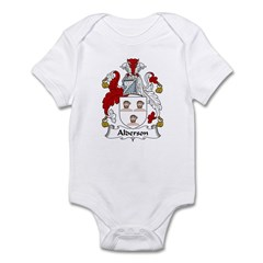 Alderson Family Crest Infant Bodysuit