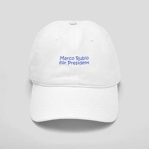 Marco Rubio for President-Kri blue 400 Baseball Ca