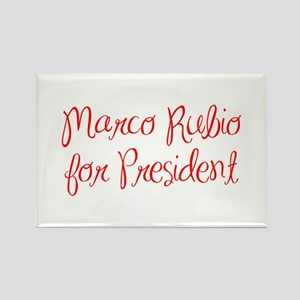 Marco Rubio for President-MAS red 400 Magnets