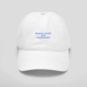 Marco Rubio for President-Max blue 400 Baseball Ca