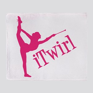 iTWIRL Throw Blanket
