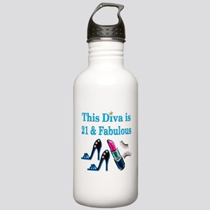 21ST PRIMA DONNA Stainless Water Bottle 1.0L