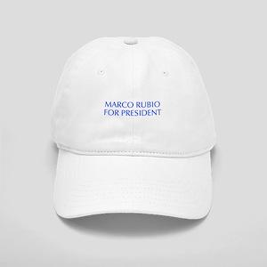 Marco Rubio for President-Opt blue 550 Baseball Ca