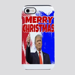 MERRY CHRISTMAS iPhone 7 Tough Case