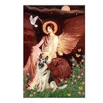 Seated Angel / G-Shepherd Postcards (Package of 8)