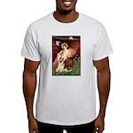 Seated Angel / G-Shepherd Light T-Shirt