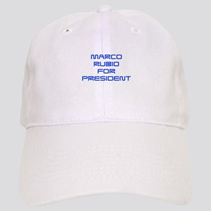 Marco Rubio for President-Sav blue 410 Baseball Ca
