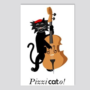 Pizzicato! Postcards (Package of 8)