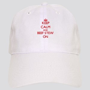 Keep Calm and Beef Stew ON Cap