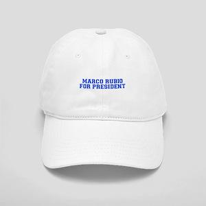Marco Rubio for President-Var blue 500 Baseball Ca
