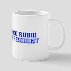 Marco Rubio for President-Var blue 500 Mugs