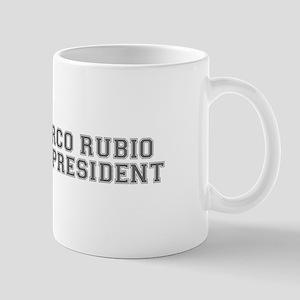 Marco Rubio for President-Var gray 500 Mugs
