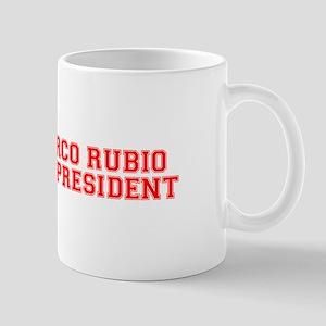 Marco Rubio for President-Var red 500 Mugs