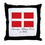Sovereign Military Order of M Throw Pillow