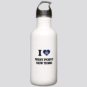 I love West Point New Stainless Water Bottle 1.0L