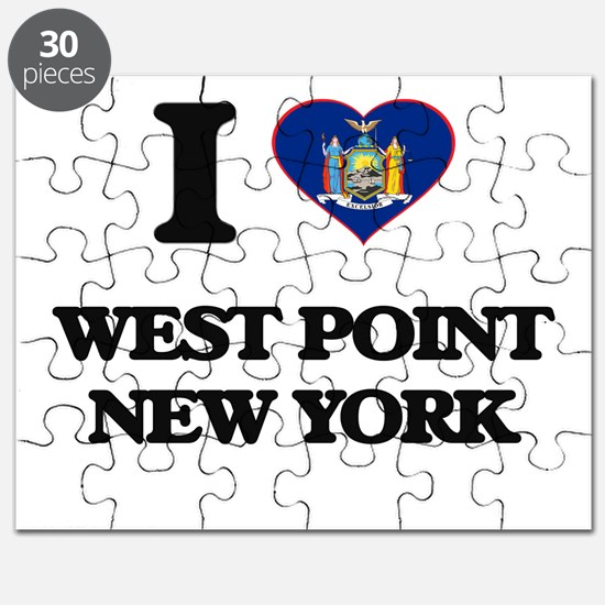 I love West Point New York Puzzle