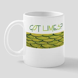 Got Limes? Mug