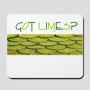Got Limes? Mousepad