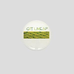 Got Limes? Mini Button