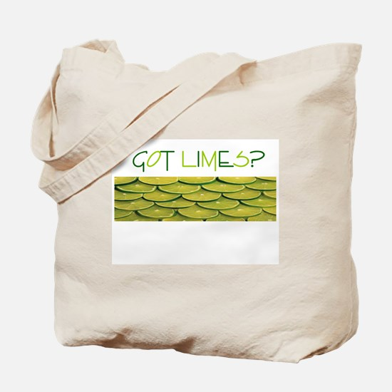 Got Limes? Tote Bag