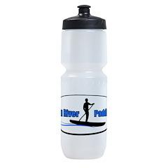Russian River Paddle Boards Logo Sports Bottle