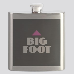 Bigfoot Flask