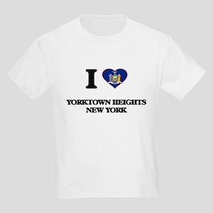 I love Yorktown Heights New York T-Shirt