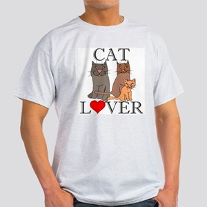Cat Lover Light T-Shirt