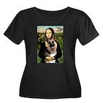 Mona's G-Shepherd Women's Plus Size Scoop Neck Dar