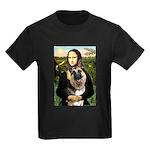 Mona's G-Shepherd Kids Dark T-Shirt