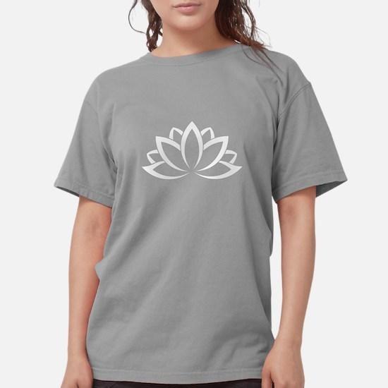 Buddhist Sacred Indian Lotus Flower Buddha T-Shirt