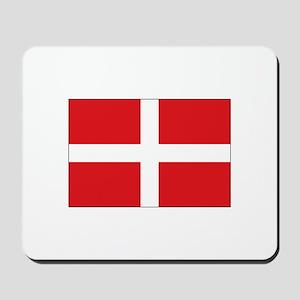the Order - S.M.O.M. Flag Mousepad
