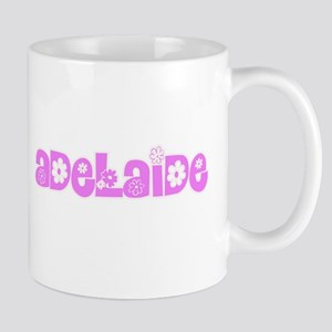 Adelaide Flower Design Mugs