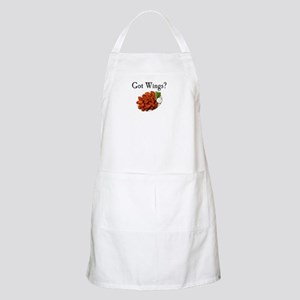 Wings BBQ Apron