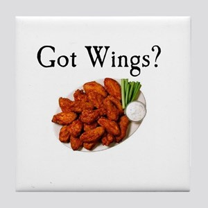 Wings Tile Coaster