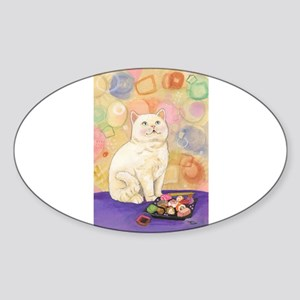 SushiCatInlOve8x10 Sticker