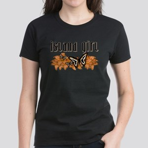 Island Girl III Women's Dark T-Shirt