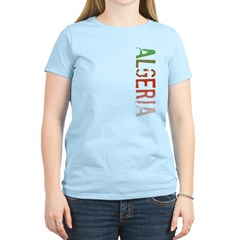 Algeria Women's Light T-Shirt