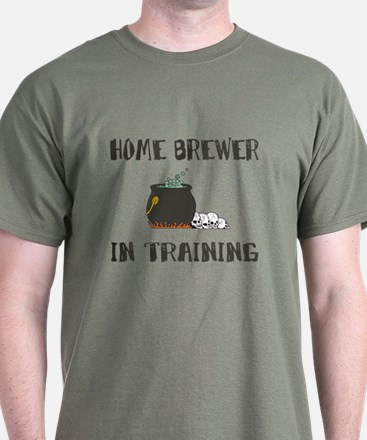 Home Brewing Humor T-Shirt