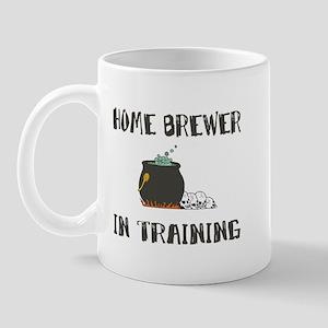 Home Brewing Humor Mug