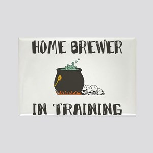 Home Brewing Humor Rectangle Magnet