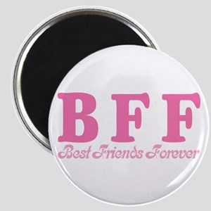 Best Friends Forever BFF Magnet