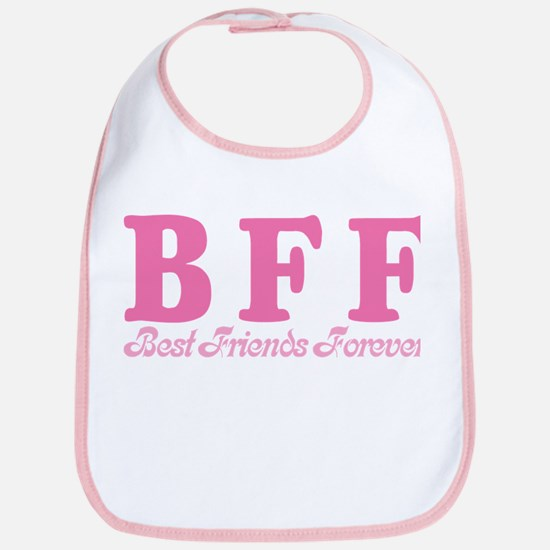 Best Friends Forever BFF Bib