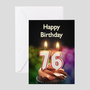 76 Birthday Greeting Cards Cafepress