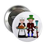 Thanksgiving Pilgrims Button