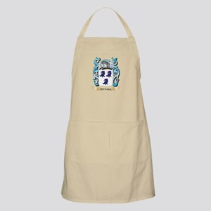 Attwell Coat of Arms - Family Crest Light Apron