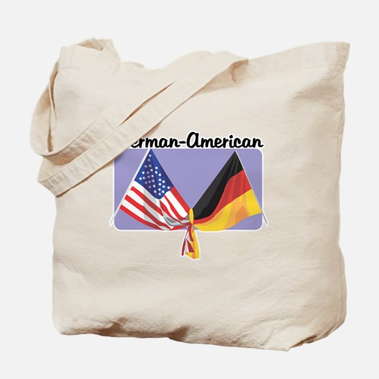 German American Tote Bag