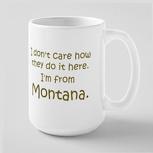From Montana Large Mug