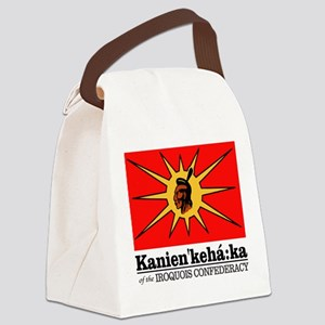 Mohawk Canvas Lunch Bag
